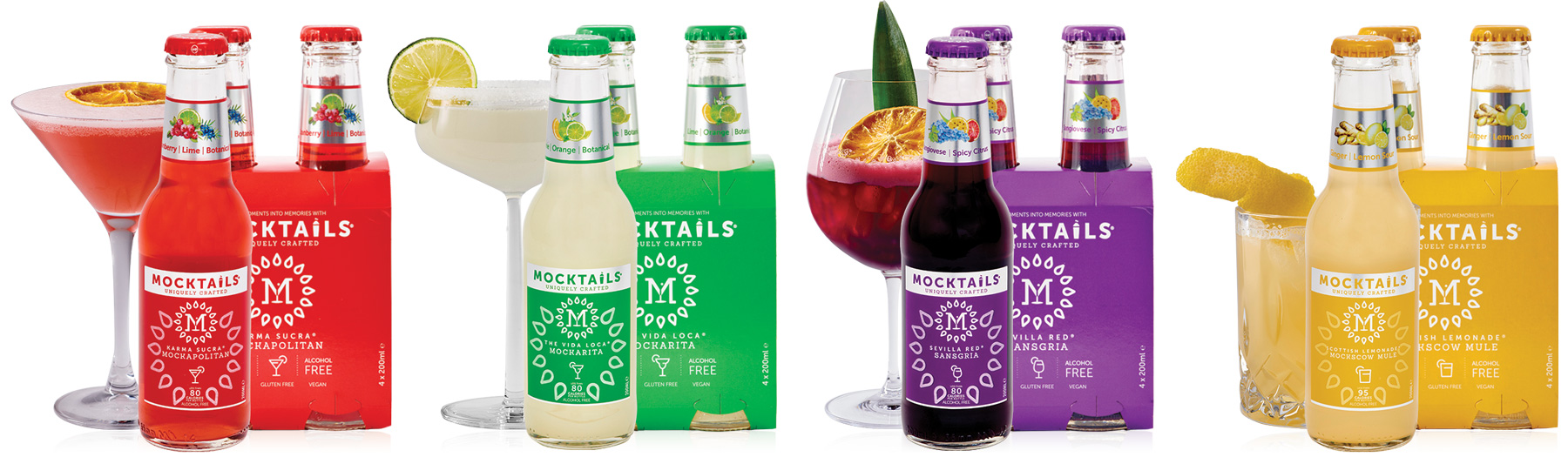 All Mocktails Products