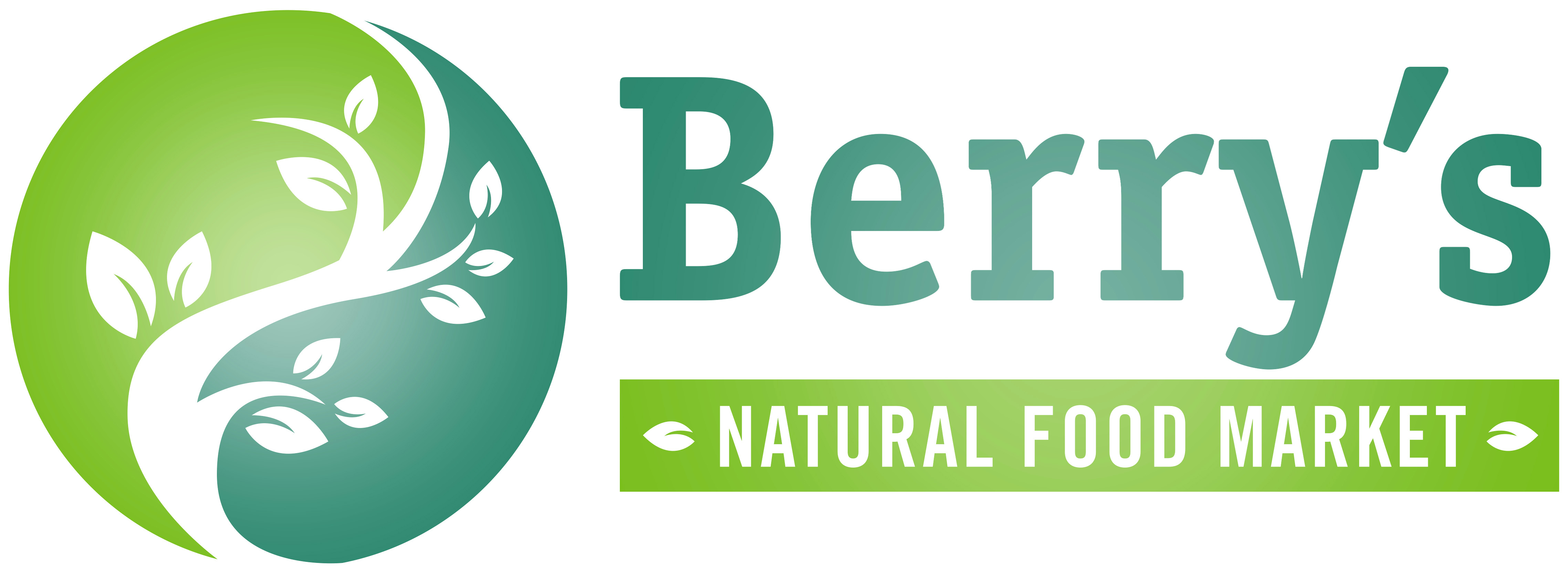 Berry's Natural Food Market logo