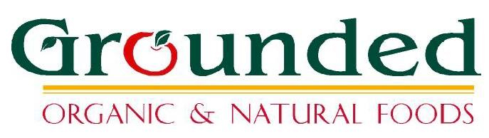 Grounded Natural Foods logo