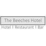 THE BEECHES HOTEL logo
