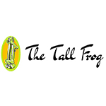 The TALL FROG logo